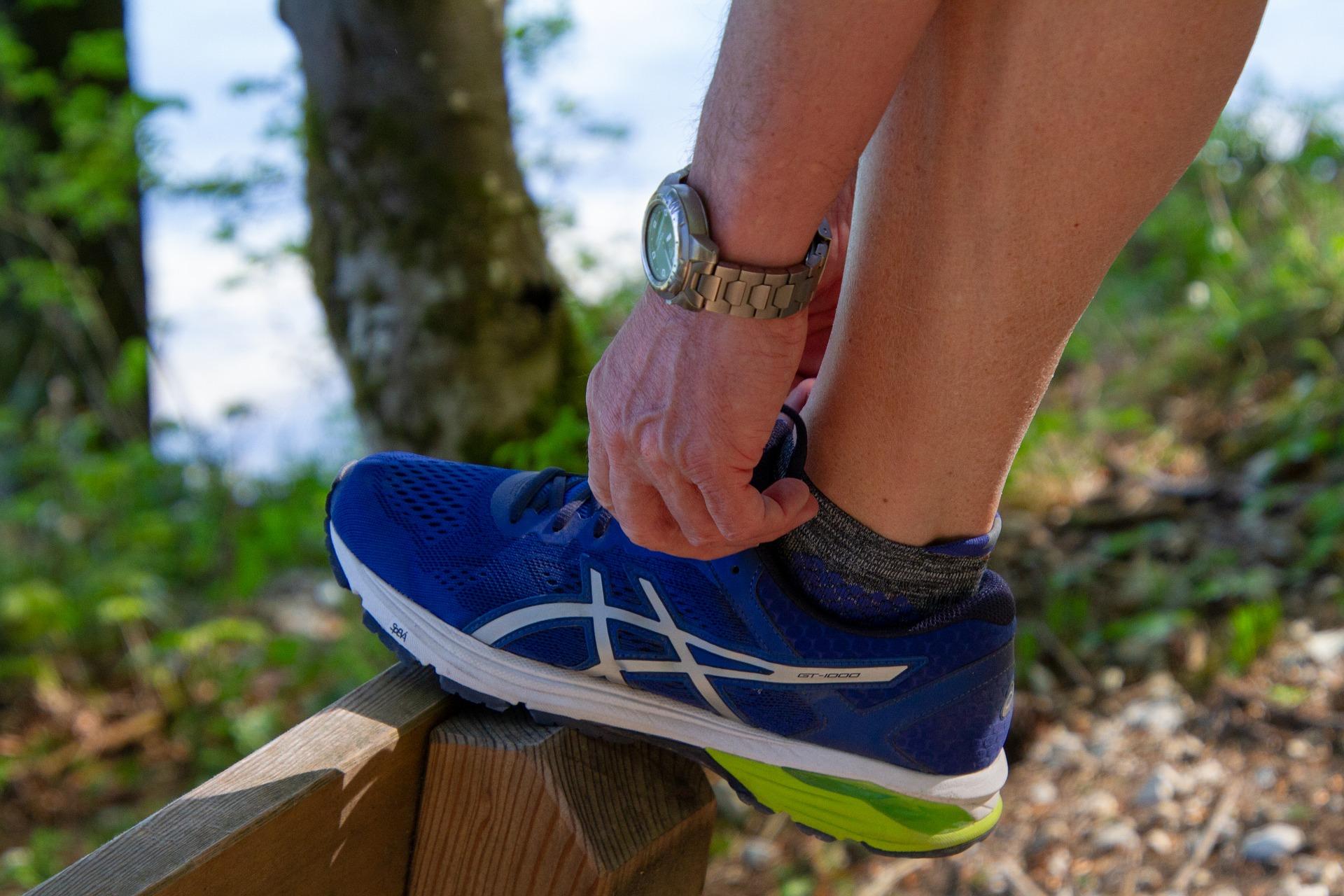 Vyberte si správne bežecké topánky