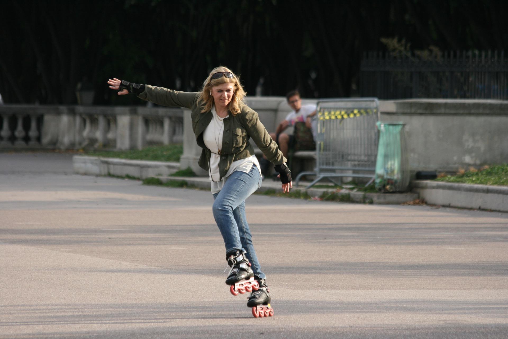 Milujete in-line korčuľovanie?