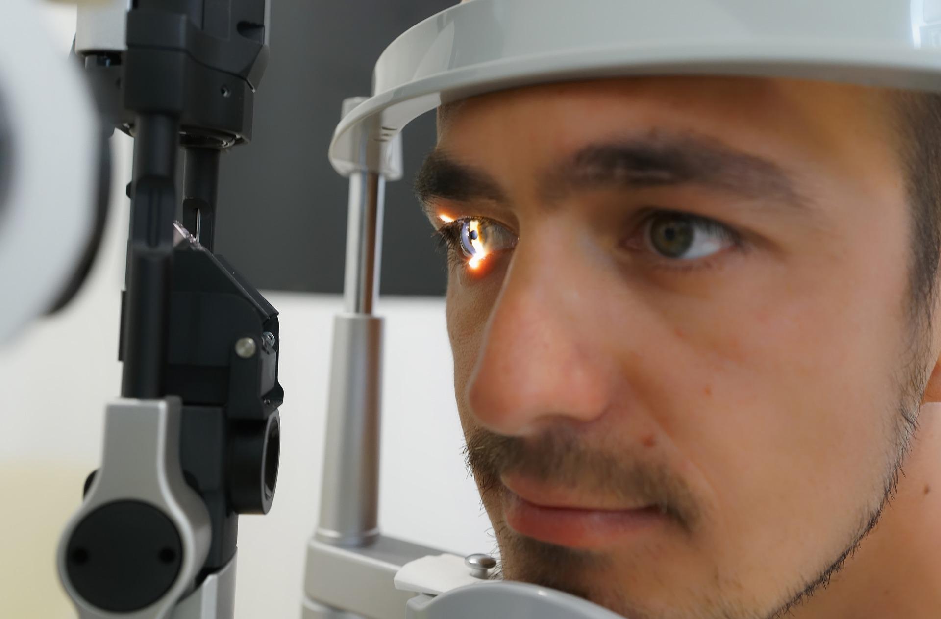 Chodíte na očné kontroly?