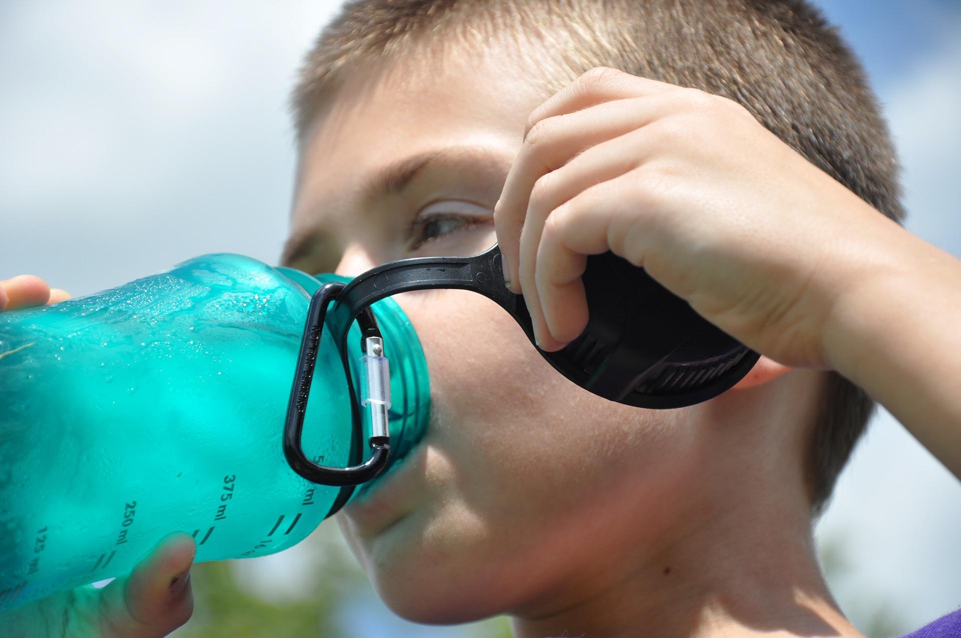 Koľko vypijete vody za deň?