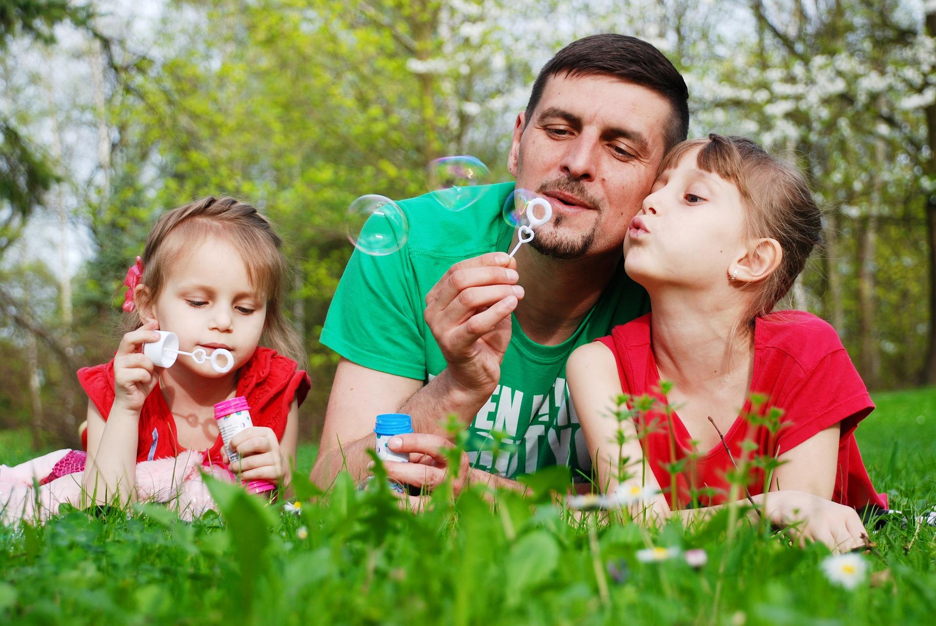Aký typ otca ste svojmu dieťaťu?