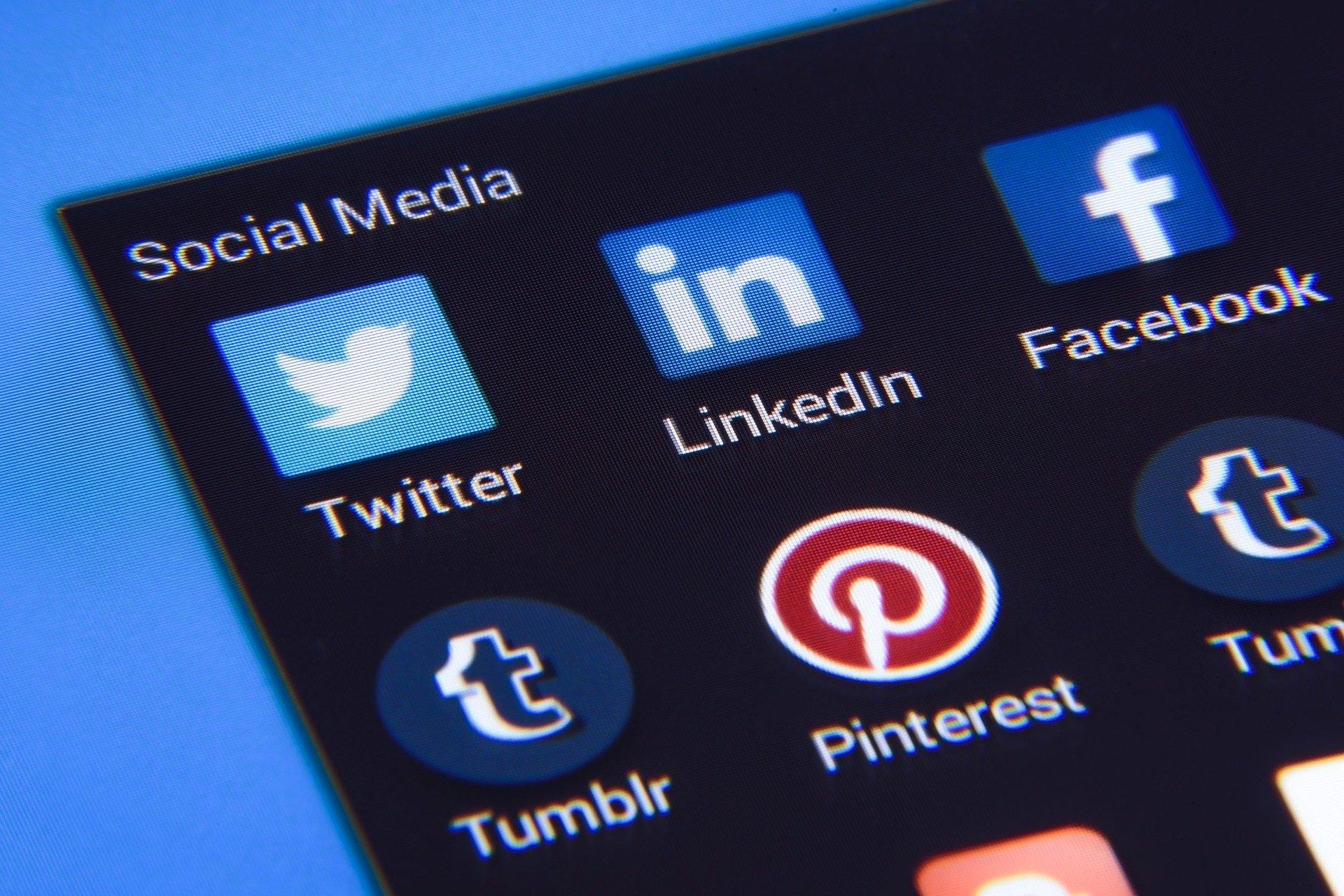 Ste aktívny na niektorej sociálnej sieti?