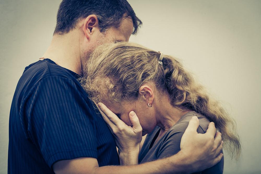 Datovania muža s úzkosťou poruchou