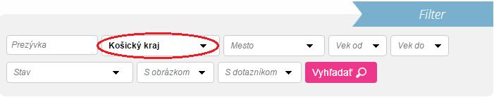 datovania webové stránky počet užívateľov