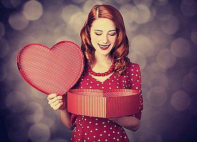 Valentína práve začalo datovania chlap